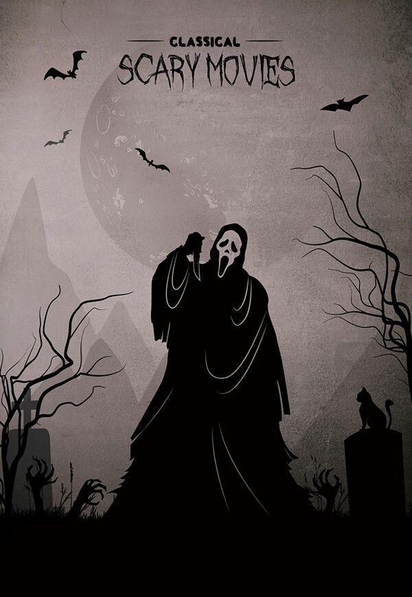 ghostface horror characters horror films horror movie