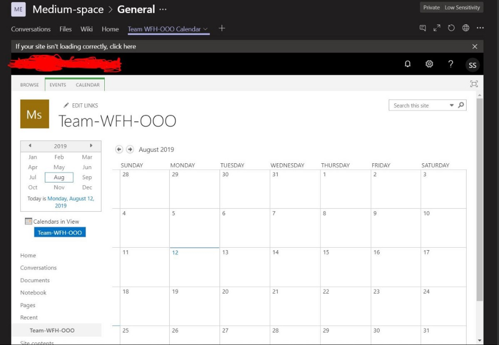 This Is A Tutorial On How To Create A Shared Team Calendar In Microsoft Teams Of Lately My Manager Was Trying To Have A Team Calendar Calendar App Sharepoint