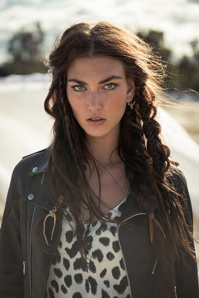 multi braids, boho   beauty & fashion   Gypsy hair, Hair ...