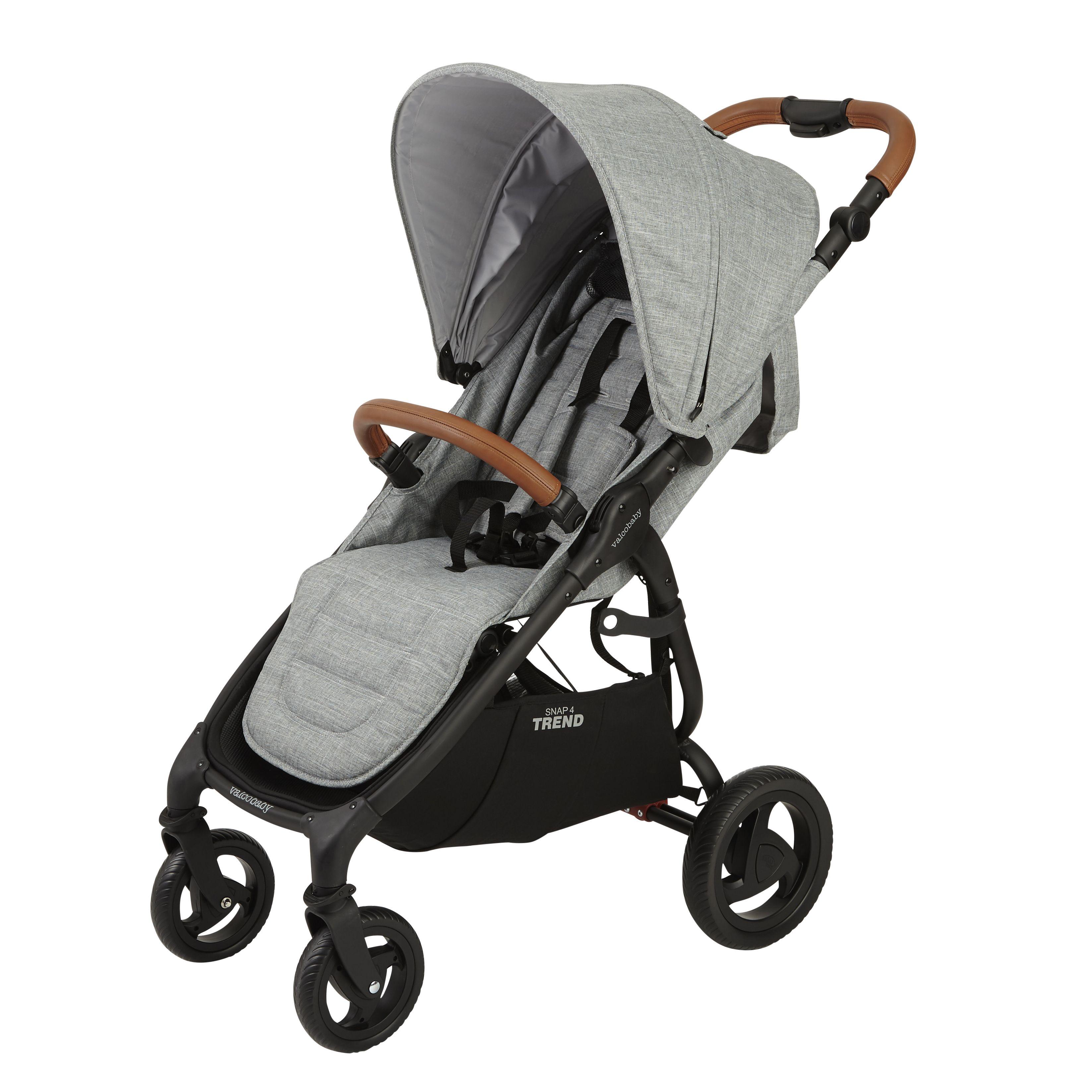 Snap4 Trend in Grey Marle Stroller, Baby stroller