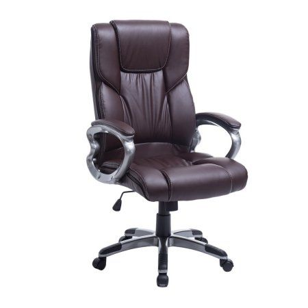 Commercial Office Chair On Sale Pu Leather With Triple Paddle