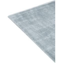 Photo of benuta short pile carpet Cosiness Blue 140×200 cm – Modern carpet for living room benuta