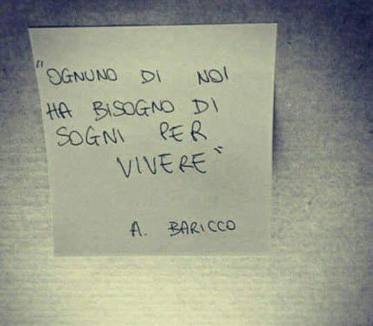 Famoso Oceano mare - Baricco | frasi celebri | Pinterest | Pizzas BE74