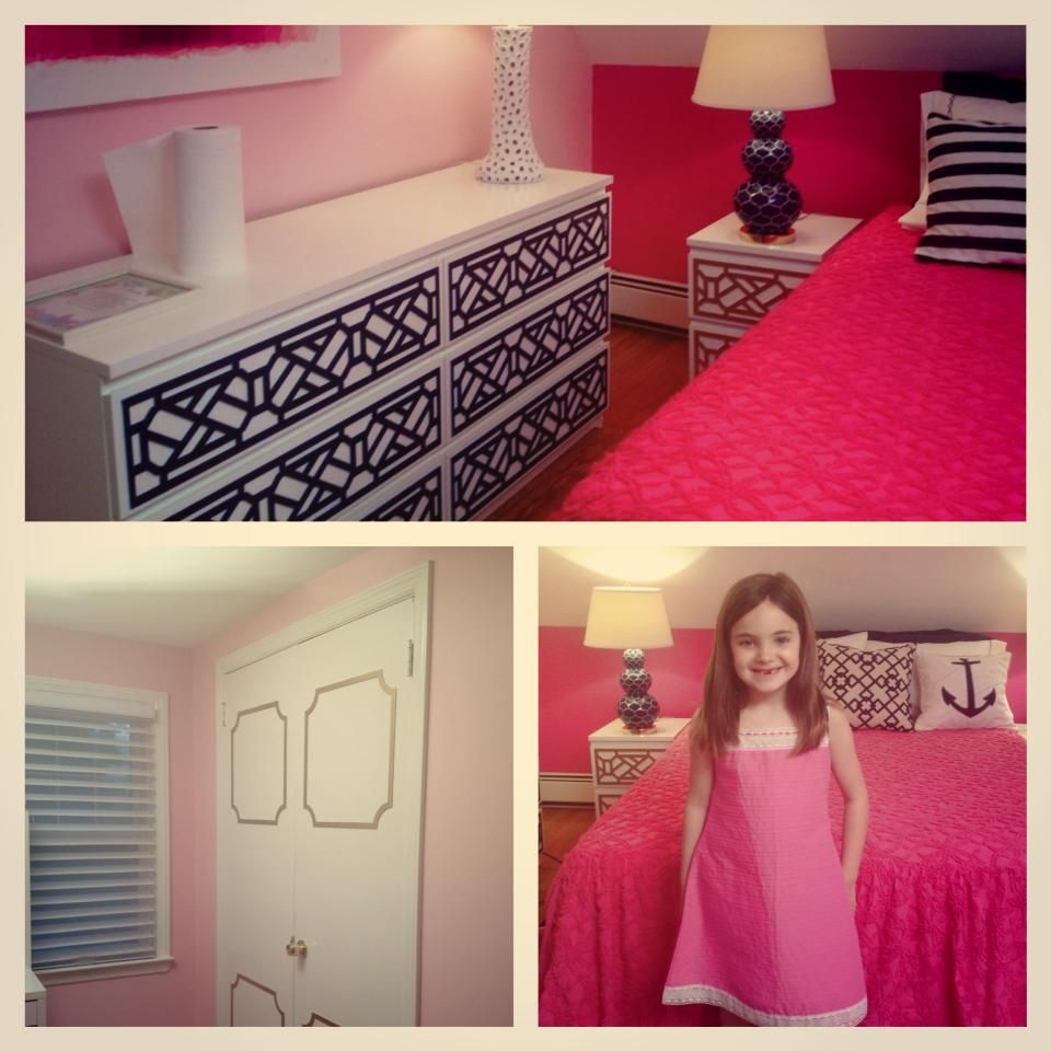Navy And Pink Bedroom Latest Home Makeover For Better Tv Airs Next Thursday Pink Navy