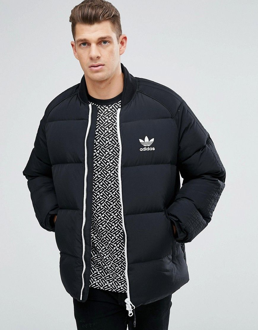 adidas Originals Superstar Down Jacket