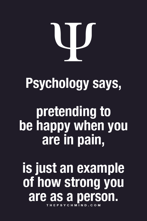 thepsychmind: Fun Psychology facts here! | The INFPC - INFP Connection