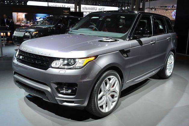 2014 Range Rover Land Rover Dealership New Land Rover Land Rover