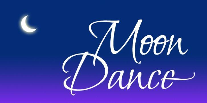 Moon Dance font download   Fonts   Fonts, Moon dance, Font
