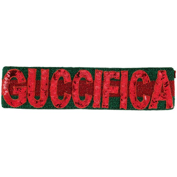 Gucci fication Sequinned Headband b6FmHs