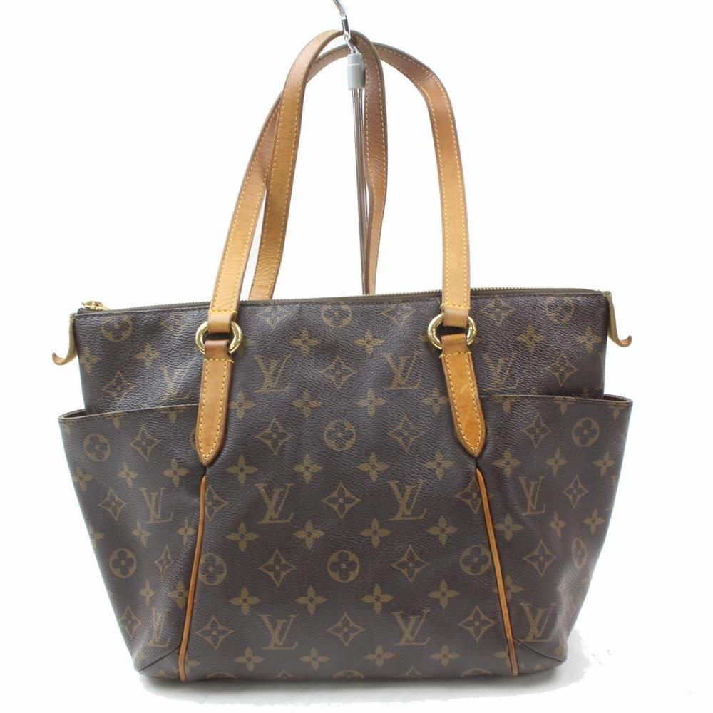 810a39ea9e0 Authentic Louis Vuitton Tote Bag Totally PM M56688 Browns Monogram 172274   fashion  clothing