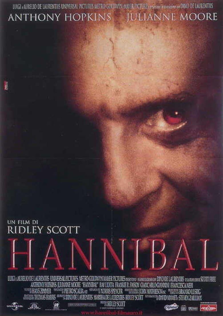 Hannibal 2001 Full Movie Free Online Sub Hannibal Fullmovie Fullmovieonline Streamingonline Pinterestmovie Hannibal Film Hannibal Streaming Movies Free