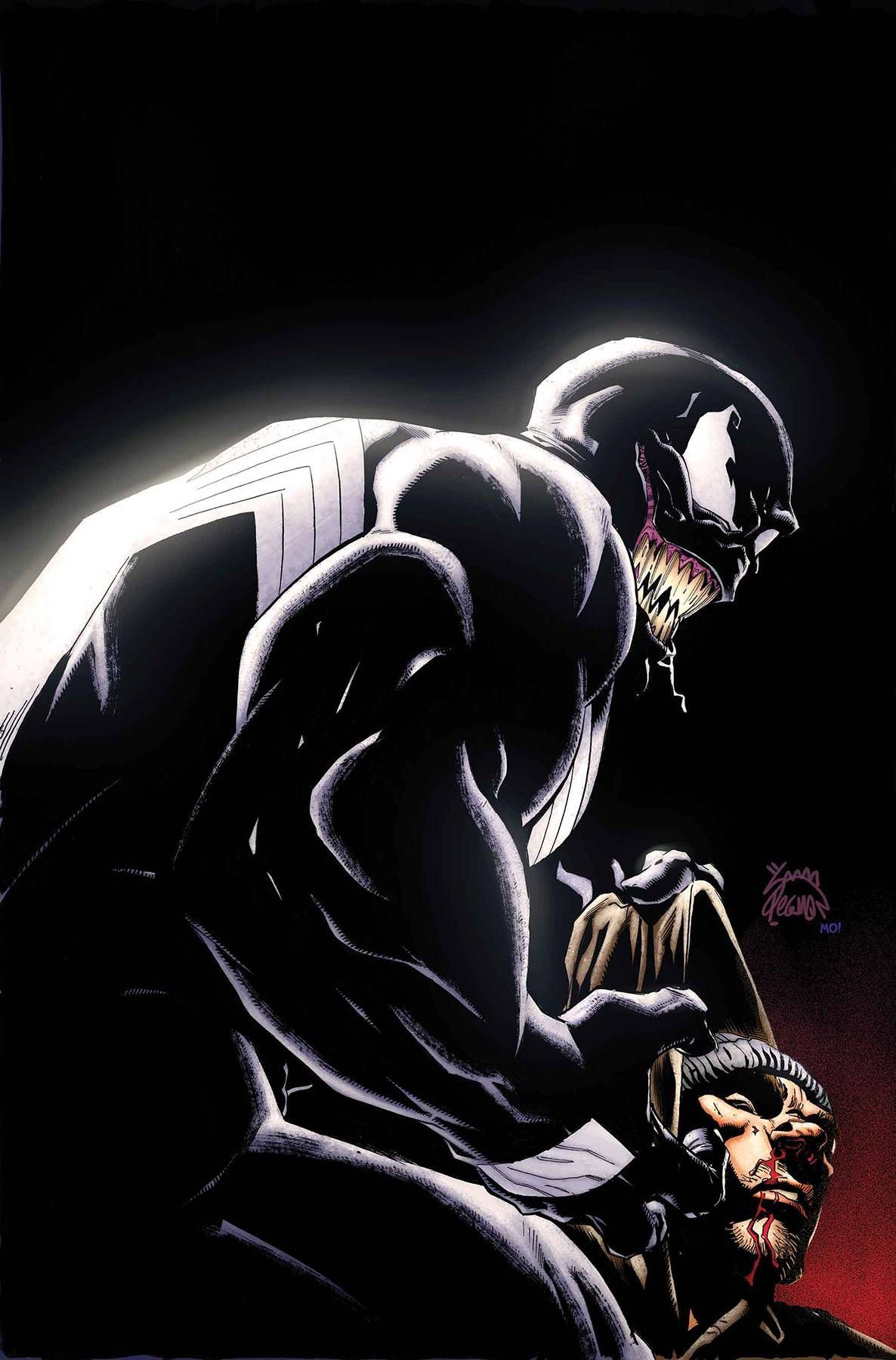 Venom #164 Countdown to Donny Cates starts here! Presale 5 copy