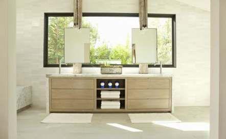 55 Trendy Bathroom Mirror Placement Master Bedrooms # ...