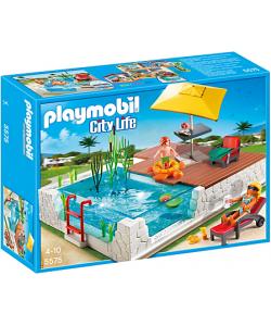 Piscina Villa De Lujo Playmobil Disponible En Www