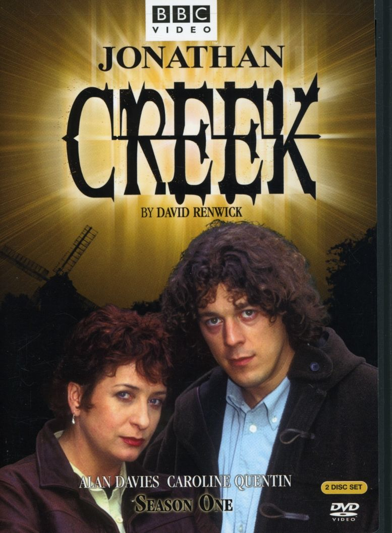 Misdirection One Of The Most Important Tools Of Our Trade Jonathan Creek Caroline Quentin Netflix Tv Shows
