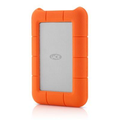 Lacie Rugged 1tb Thunderbolt Usb 3 0 External Hard Drive Apple Store U S Mac Accessories Portable Hard Drives Usb