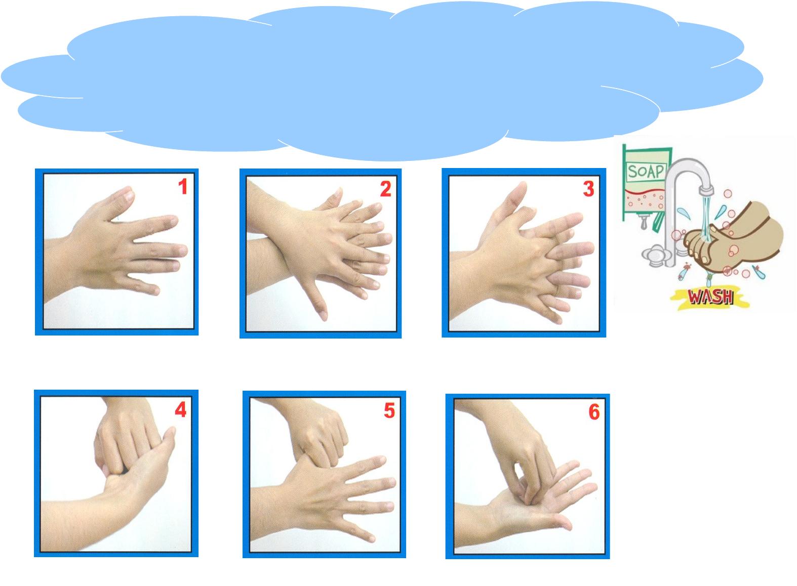 contoh poster cuci tangan yang benar - Penelusuran Google (Dengan ...