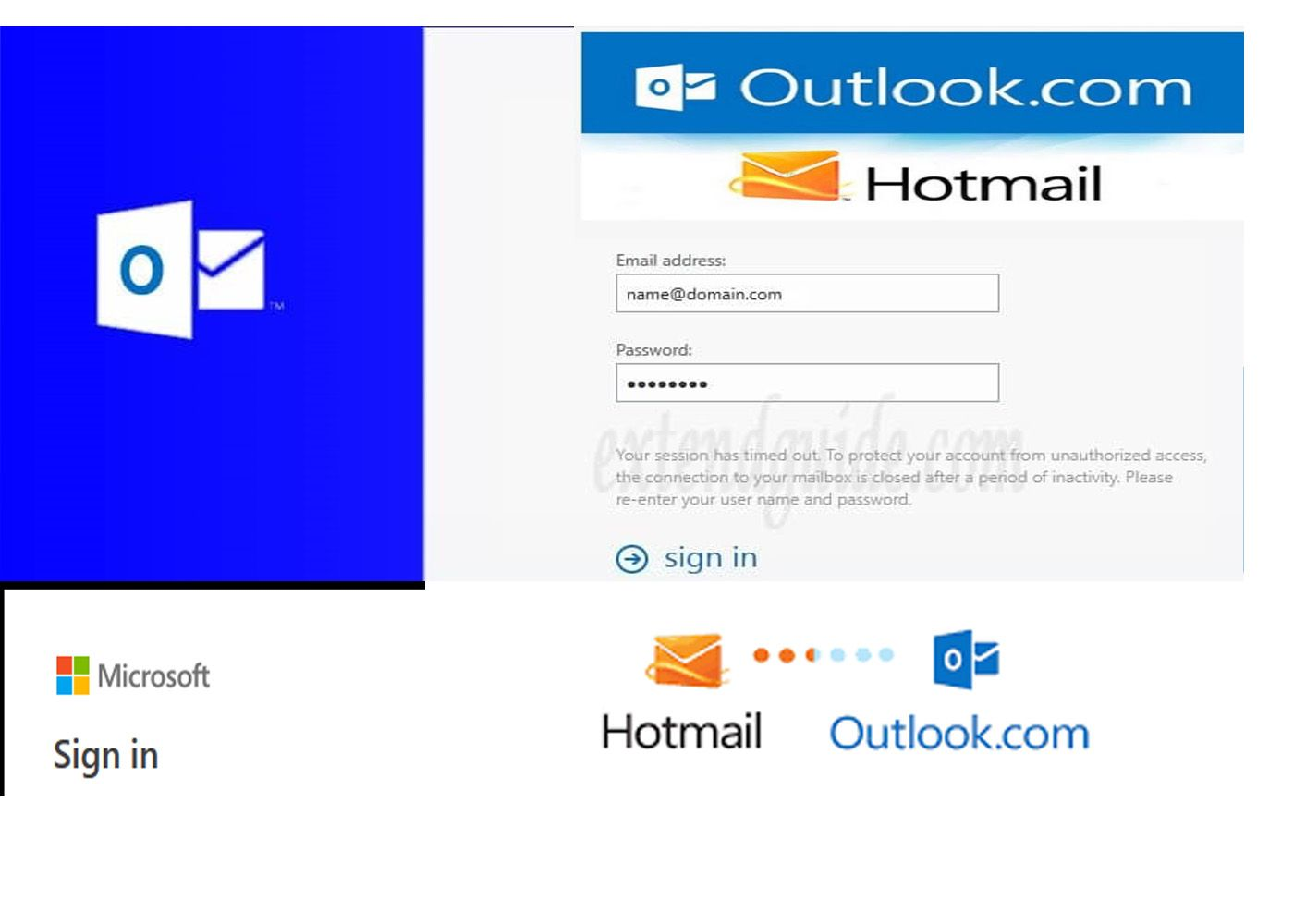 Hotmail Email Sign in in 2020 | Email sign, Hotmail sign in, Signs