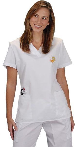Uniforms white nurses Nursing &