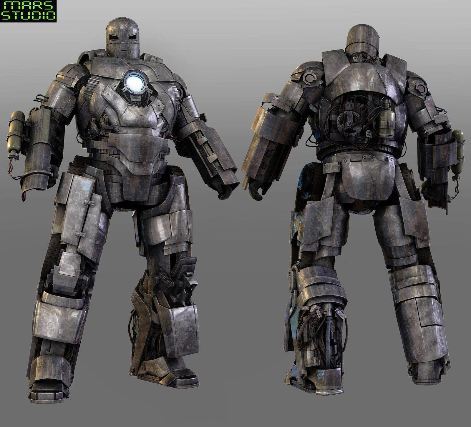 mark 1 iron man images galleries with a bite. Black Bedroom Furniture Sets. Home Design Ideas