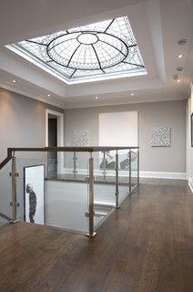 Arjay Residence Contemporary Hall Toronto By Dochia