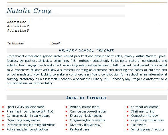 teachers resumes Educatorsu0027 Professional Résumés has been - resumes for educators