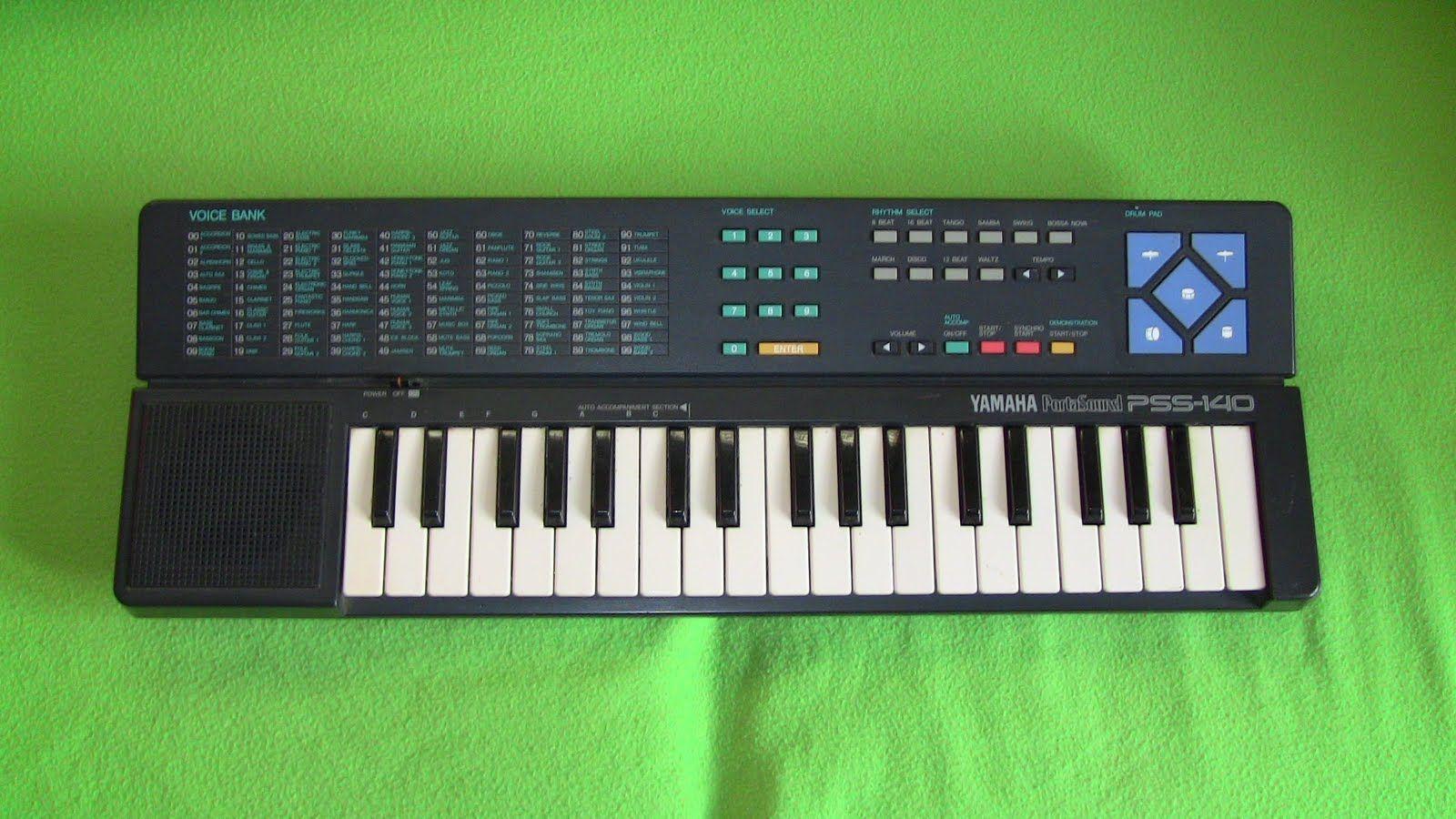 yamaha portasound pss 140 synthesizer pinterest yamaha rh pinterest com yamaha pss 270 service manual yamaha pss-270 specifications