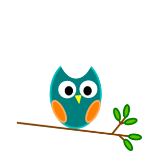 blue and orange owl clip art vector clip art online royalty rh pinterest co uk free clipart pictures of owls free clipart pictures of owls