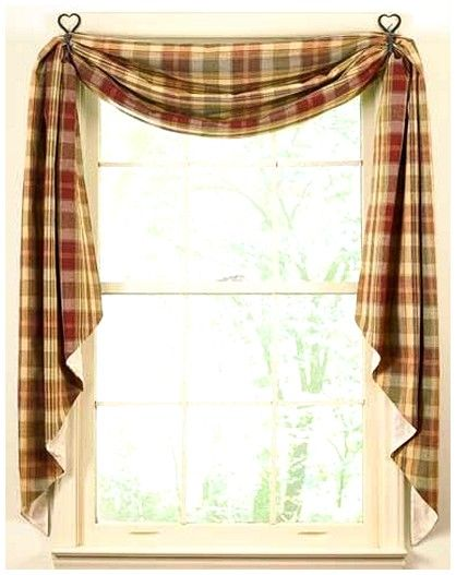 Curtain Valance Styles | Valances: Top Your Window With A Ready Made Or  Custom