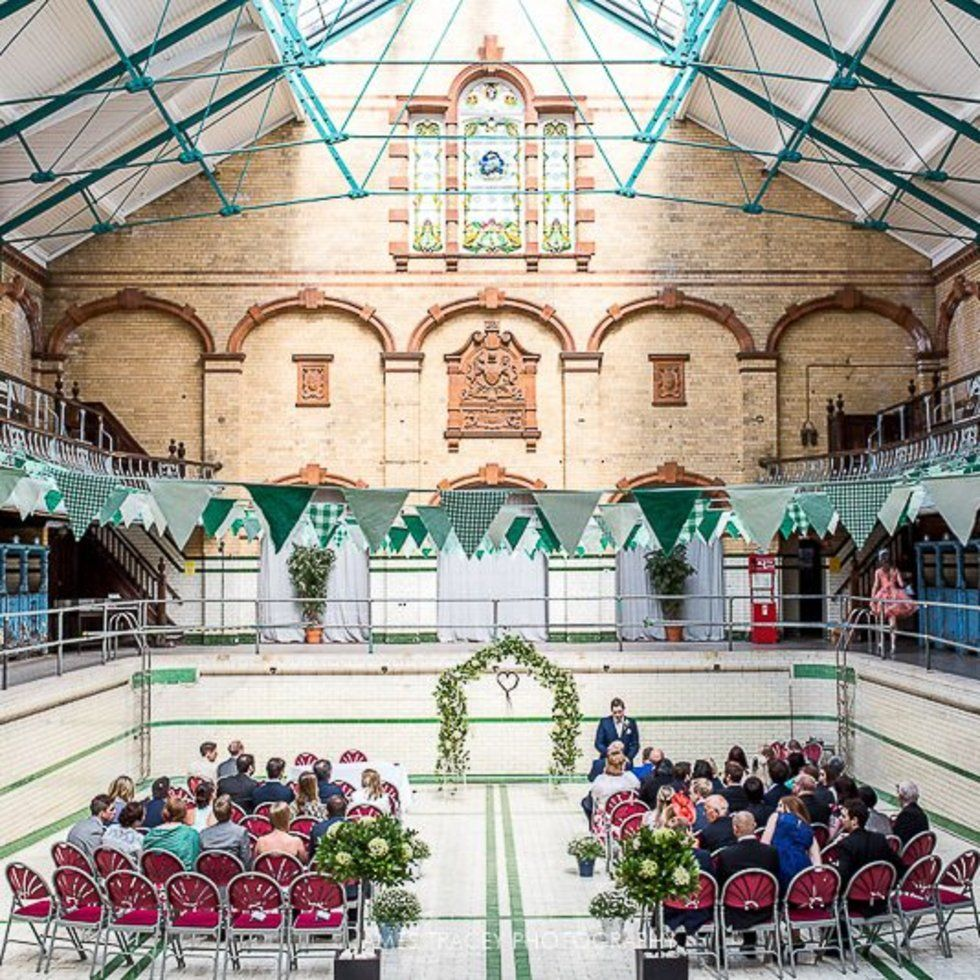 35 Unusual And Unique Wedding Venues Around The UK