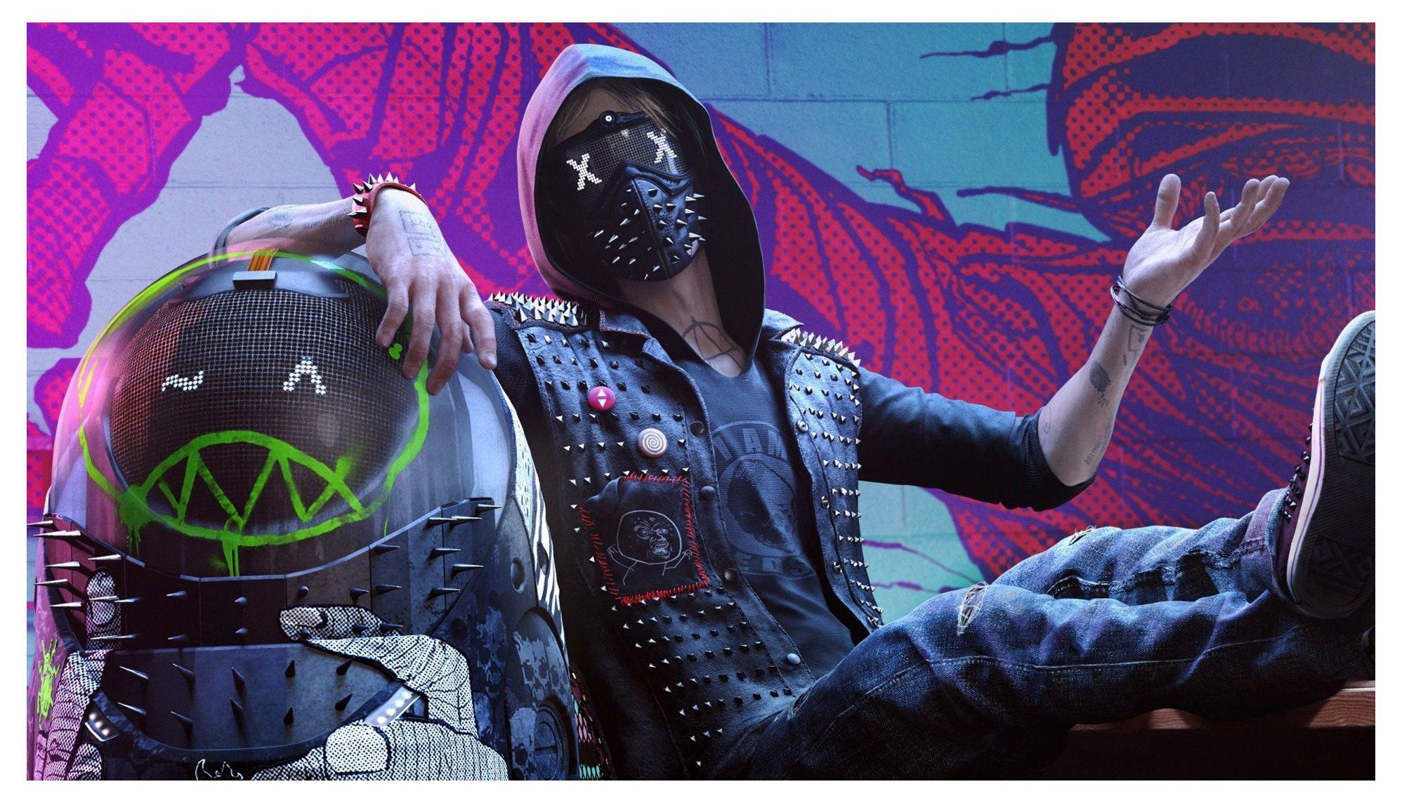 1920x1080 Wrench Free Download Wallpaper For Pc Watch Dogs 2 Wallpaper For Pc Watchdogs2wallpaperforpc Filen Wrench Watch Dogs 2 Watch Dogs Watch Dogs 1