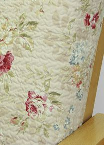 quilted floral cream futon cover offers undeniable richness and  fort  this double sided quilted fabric quilted floral cream futon cover offers undeniable richness and      rh   pinterest