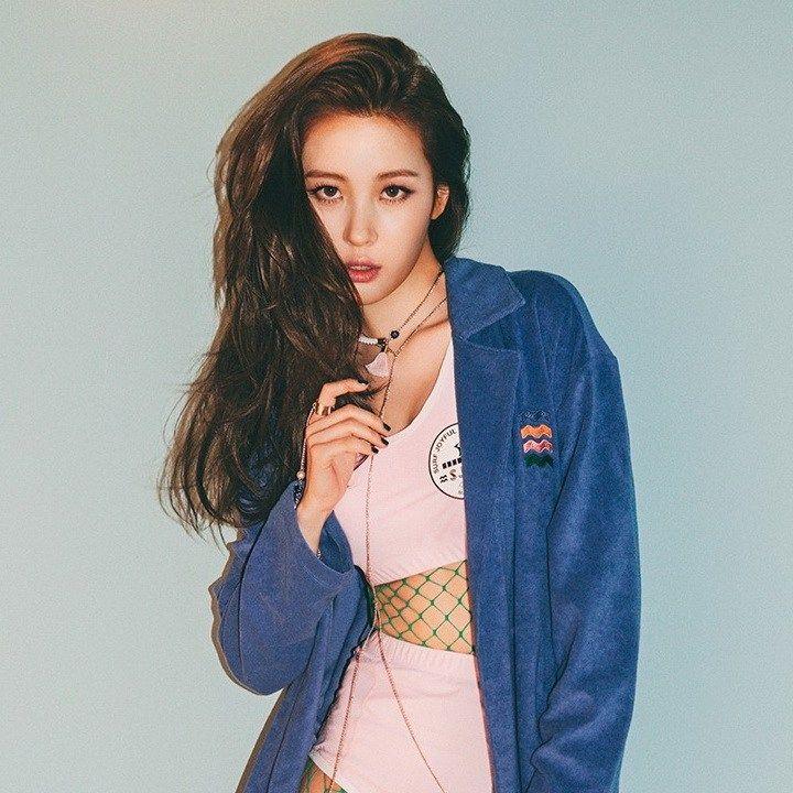 Sunmi (선미)   Wonder Girls