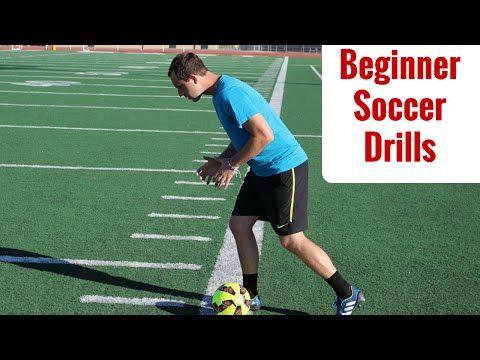 Soccer Drills 3 Beginner Drills For Youth Players Youtube Soccer Drills Soccer Training Soccer Drills For Kids