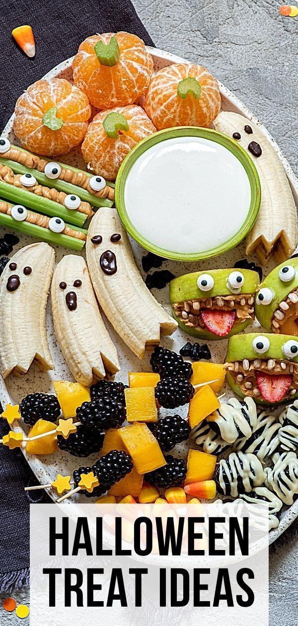 Photo of Easy Halloween Treats
