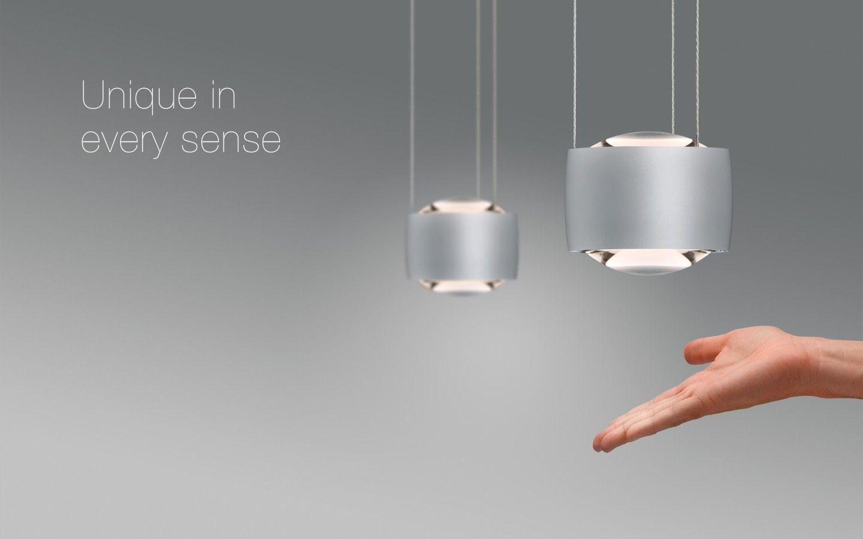 Sento sospeso ist Innovation pur: Eine Pendelleuchte, im Design ...