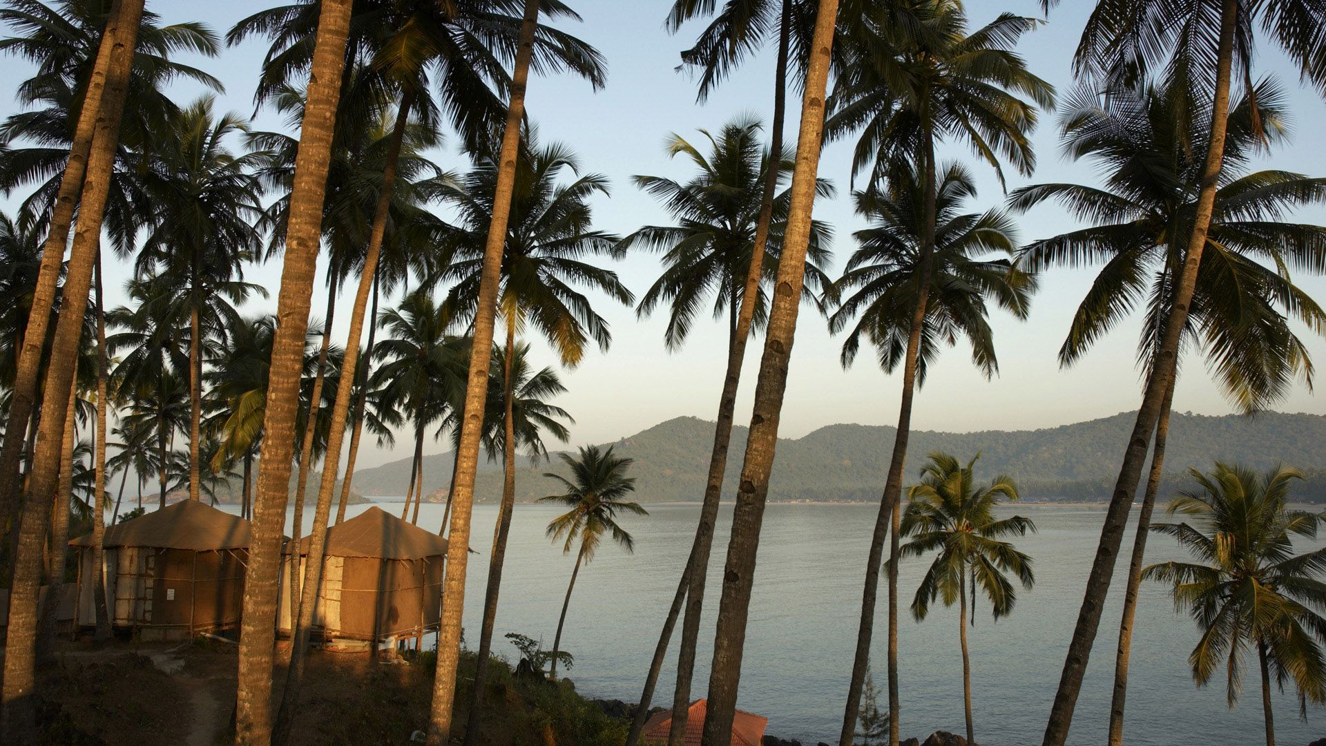 Beauty at It's Peak Caribbean cruise, Goa, Landscape