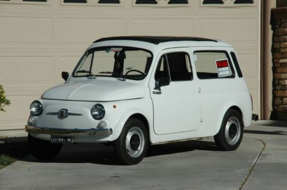 1973 Fiat 500 Station Wagon Fiat 500 Station Wagons For Sale