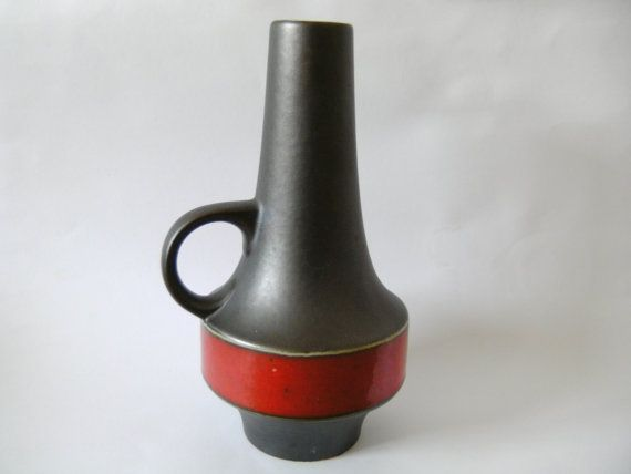 Carstens 1525 matte-glossy  UFO vase