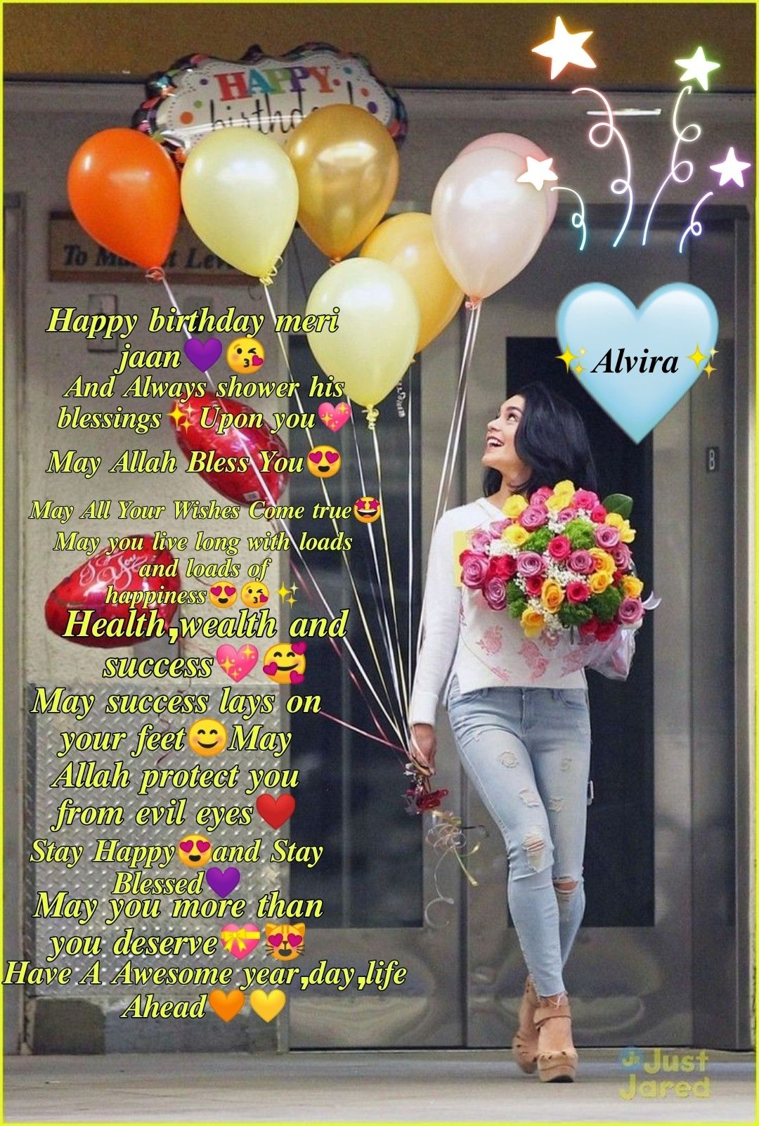Best Wishes For You Jaanii Wishes For You Happy Birthday Meri Jaan Birthday Wishes