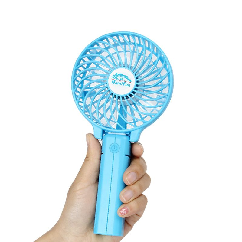 Free Shipping Outdoor Rechargeable Usb Mini Fan Portable Handheld