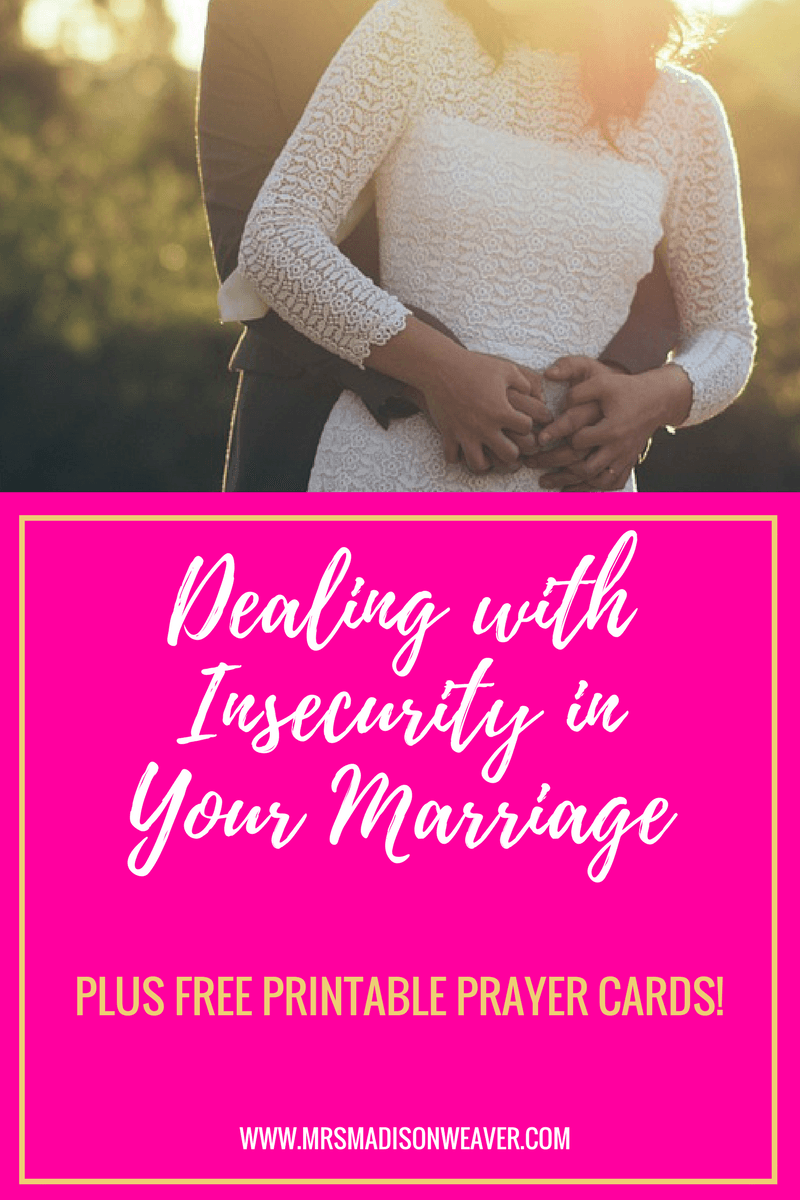 How to deal with insecure husband | My Husband is Insecure