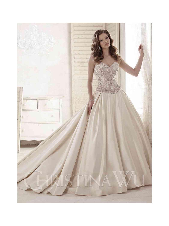 Christina wu wedding dresses  Christina Wu  Wedding Dress Style No  wedding dresses