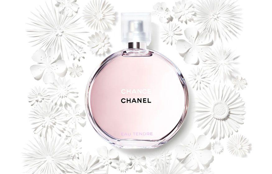 Chanel Chance Eau Tendre 香水 化粧品 美容