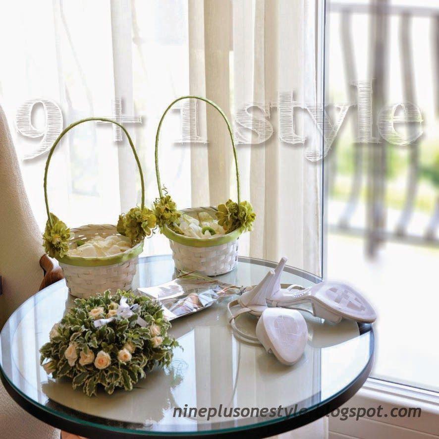 9+1style: Il mio matrimonio verde... mela! - My green-apple weddingMy green-apple wedding