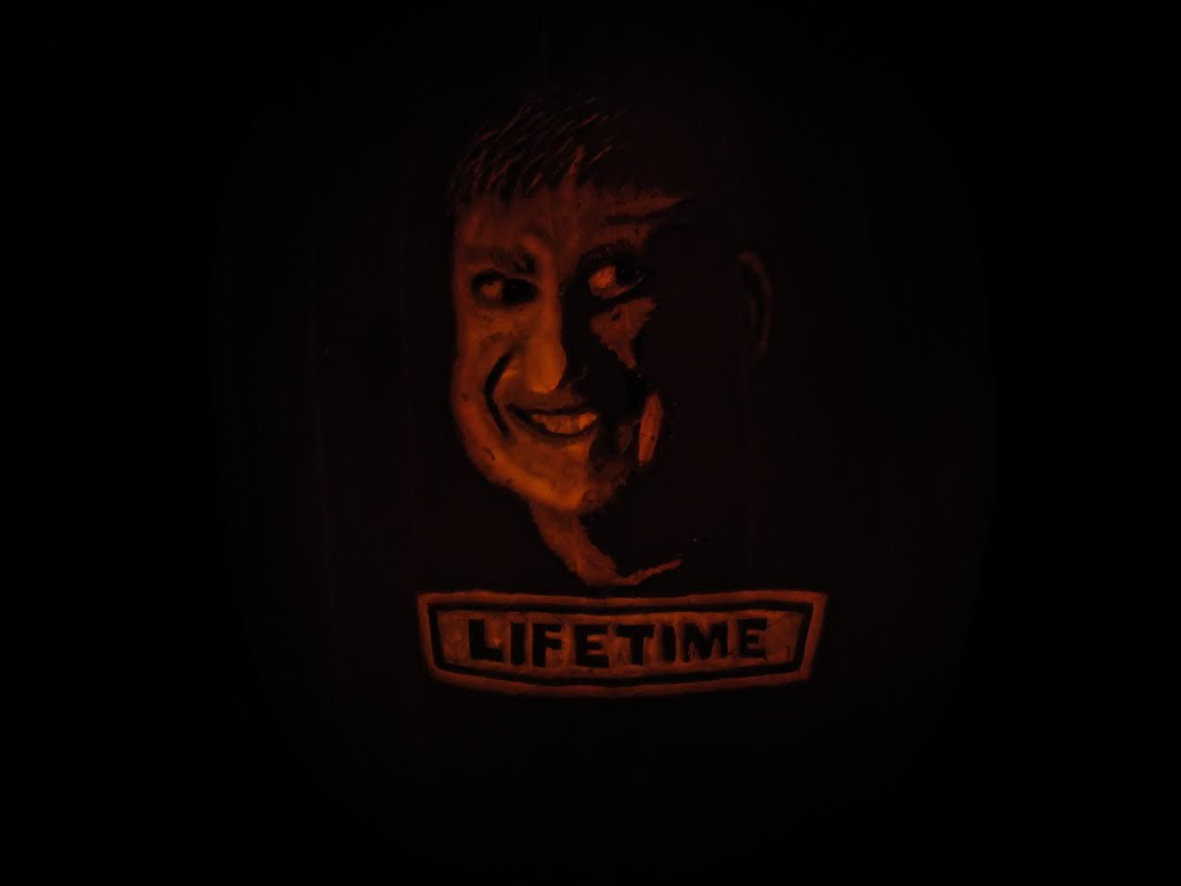 Win an iPad mini with your logo! Check it out here http://kick-fire.com/great-pumpkin-logo-contest-charlie-brown/  Entry #4 Lifetime Products Like your favorite to help it win! #thegreatpumpkinlogocontest