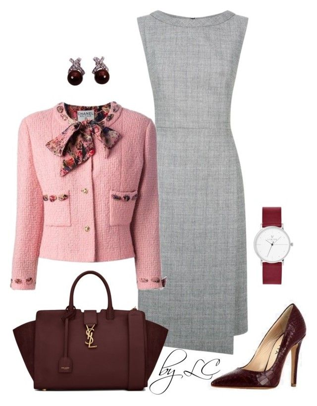 0f91af84f6d Untitled #131 by explorer-14541556185 on Polyvore featuring Fenn Wright  Manson, Yves Saint Laurent and Chanel