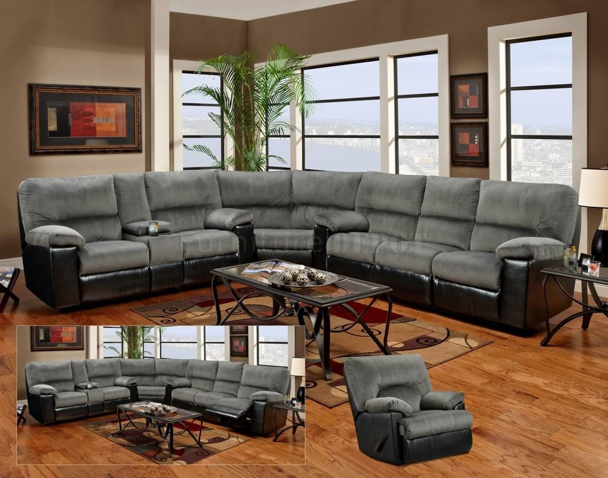 microfiber leather knack a looking light grey sectional brown for sofas furniture living room stylish modern with chaise