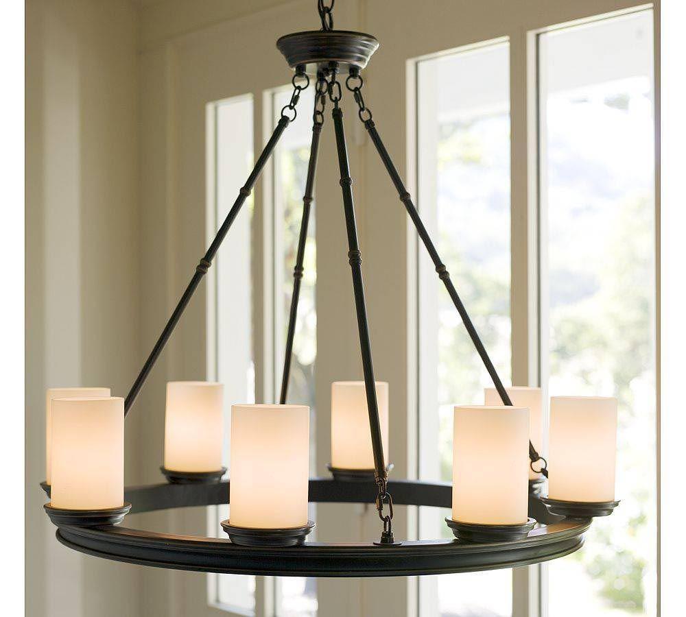 Pillar candle round chandelier chandeliers pinterest round pillar candle round chandelier aloadofball Gallery