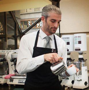 Caffè del Bar. Der beste Kaffee von der besten Cafés Italiens.